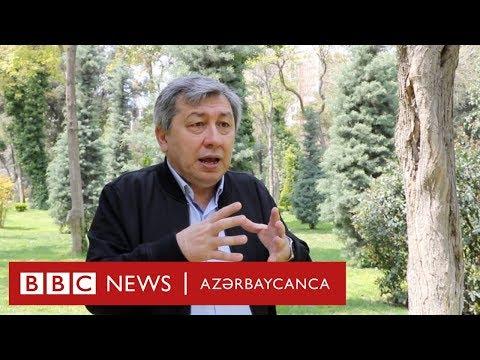 """İçərişəhərin """"sökülməsi"""", Formula 1, Ukraynanın yeni prezidenti - Altay Göyüşovla cümə günü"""