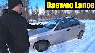Обзор Daewoo Lanos 1.6 / Самое дешевое авто в обслуживании / Полный фарш