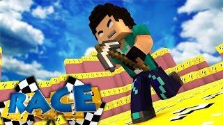 Minecraft: CORRIDA DE LUCKY BLOCK!! ( Lucky Race GAMES !!!)