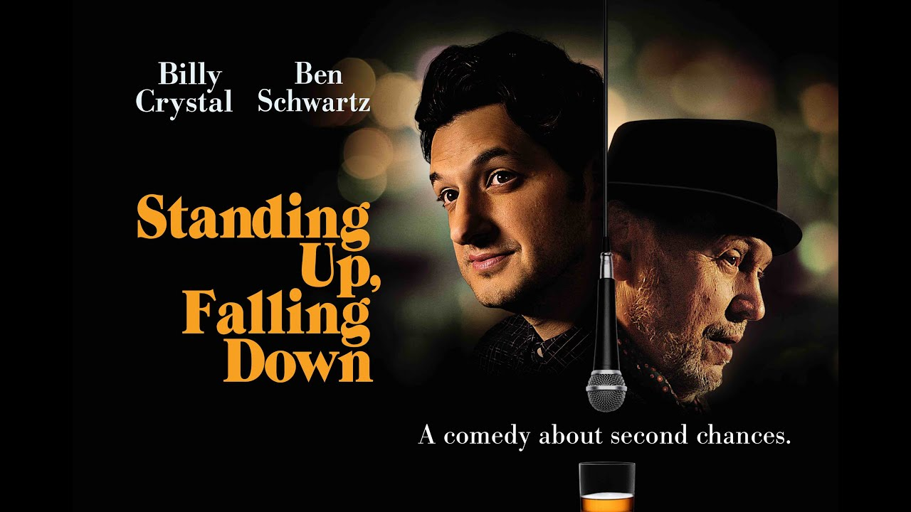 Standing Up, Falling Down trailer - YouTube