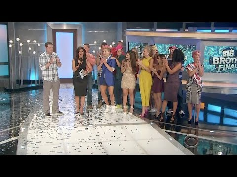 BB16E40 - The Winner of Big Brother 16 is Crowned