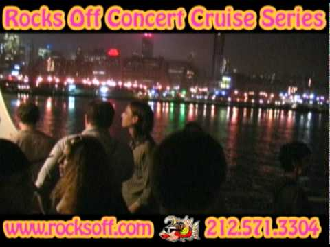 Rocks Off Concert Cruises Series - the Most Fun you Can Have in NY Harbor!