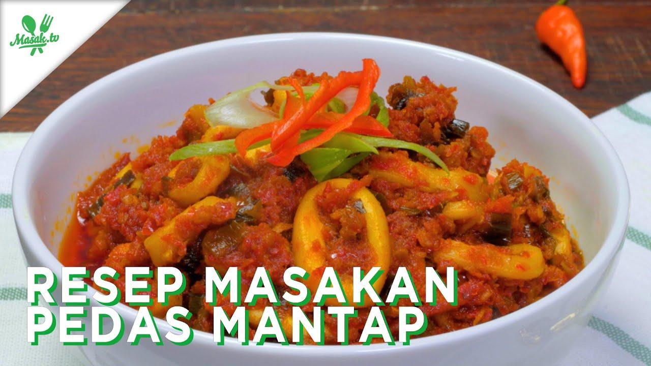 Resep Masakan Pedas Mantap!