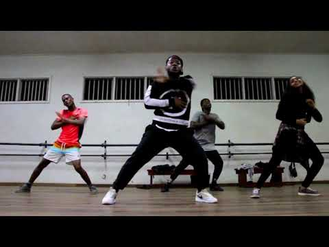 Kirk Franklin-looking For You Choreography By Lorenzo Castillion