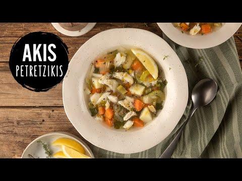 Greek Fish Soup | Akis Petretzikis