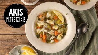 Fish Soup | Akis Kitchen