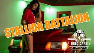 Stallion Battalion - Rabbit's Used Cars