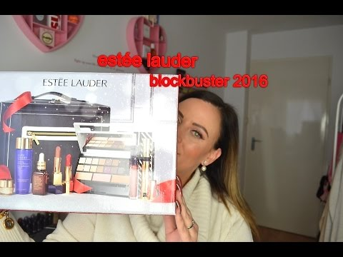 Unboxing Estée Lauder Blockbuster 2016 - YouTube