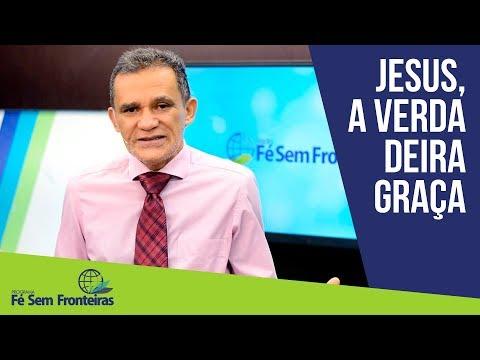 Jesus, averdadeira graça! - Pastor Pedro Cerdeira