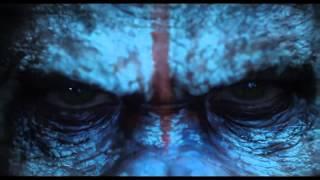 Планета обезьян  Революция   Русский трейлер '2014' HD