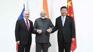China, Russia and India agree to strengthen trilateral cooperation