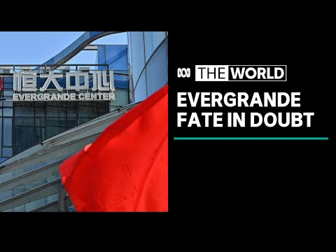 Speculation continues over fate of property giant Evergrande | The World