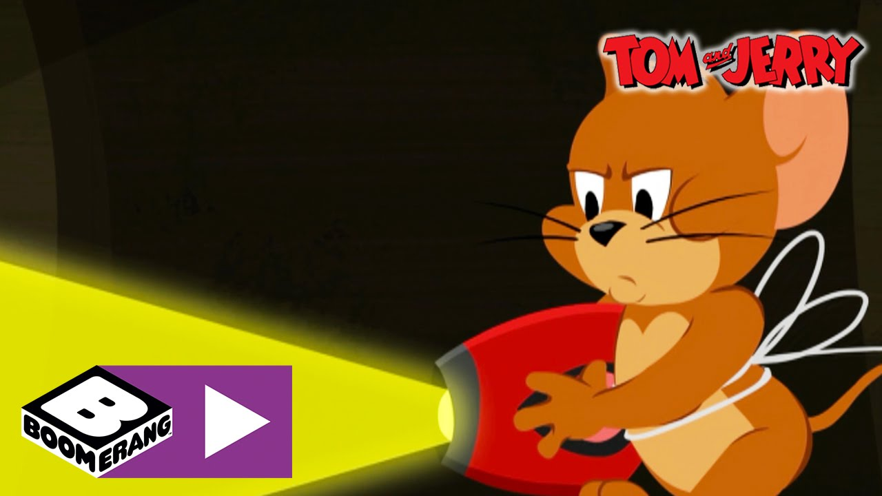 Tom & Jerry | The Lost Ring | Boomerang UK