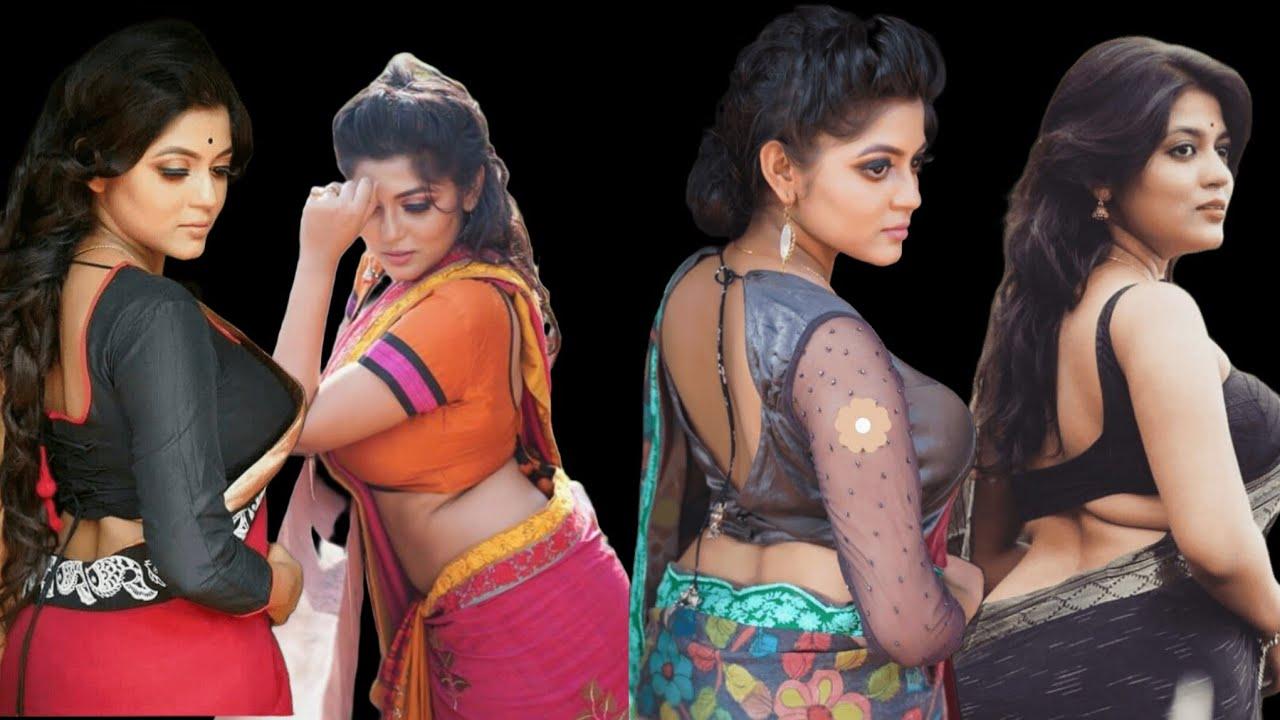Download Bengali Beauty Triya Das Hot Sary video