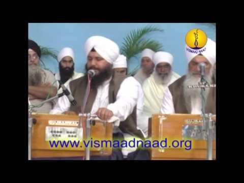 Raag Malaar : Partaal Bhai Amrik Singh Zakhmi  - Adutti Gurmat Sangeet Samellan 2011