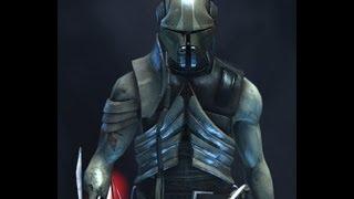 Force Unleashed - Starkiller vs Sith Stalker