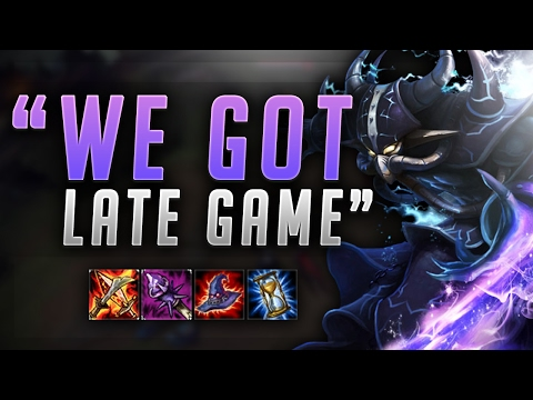 """WE GOT LATE GAME"" KASSADIN MID CARRY SEASON 7 - Road to Challenger #43"