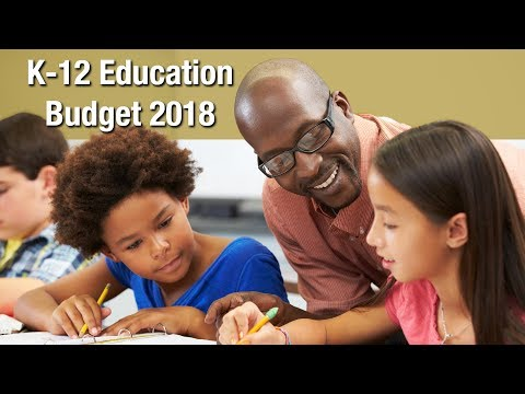 Us Department Of Education Issues 38th >> Georgia K 12 Education Budget Primer For State Fiscal Year 2018