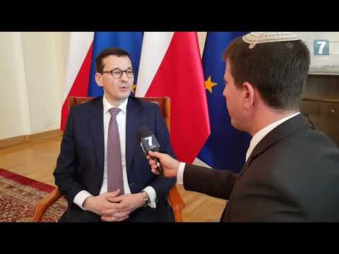 Special Interview with the Polish Prime Minister