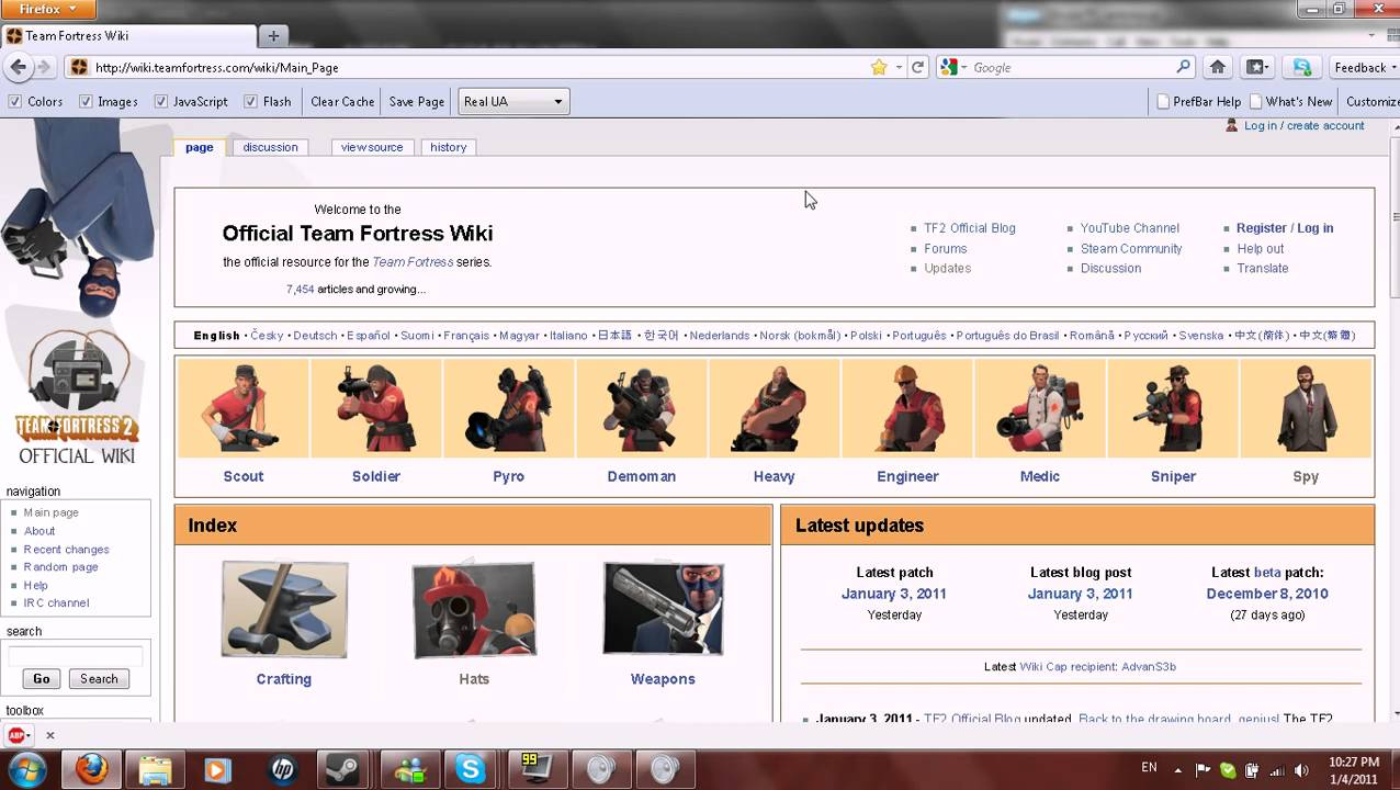 36232366938 Team Fortress 2 Official WiKi Easter Egg - YouTube