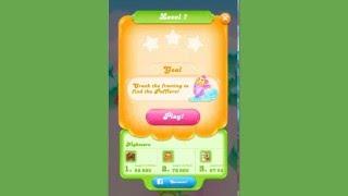 Candy Crush Jelly Saga -  Level 7