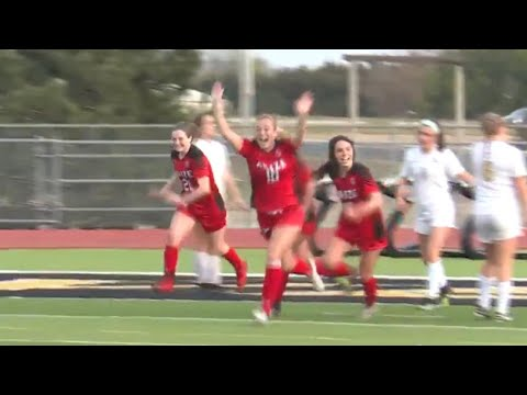 Watch High School Soccer Team's World Cup-Worthy Goal