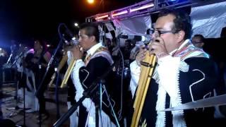 Grupo Zaya en Reyes Acozac, baile de feria del barrio de Guadalupe 1