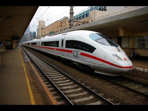 Train Trip From Brugge To Brusels / Calatorie Cu Trenul De La Brugge Catre Bruxelles