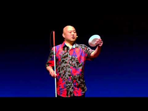WYSIWYG - Snap that precious moment with Flash Sonar Echolocation | Ryo Hirosawa | TEDxFukuoka
