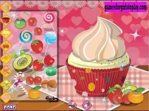 Online Cupcake Games