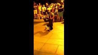 Bboy Fate Rokz & Bboy Bonez with FunkMa$ter represting Xing Tea