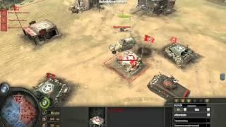 Company Of Heroes видео с комментариями выпуск 11