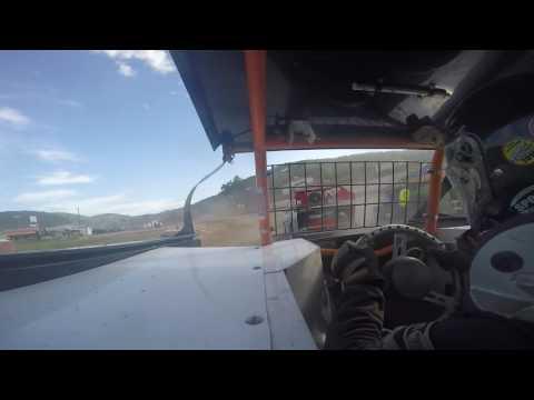 XCEL Modifieds - Penn Can Speedway - Korey Inglin - 7-17-16