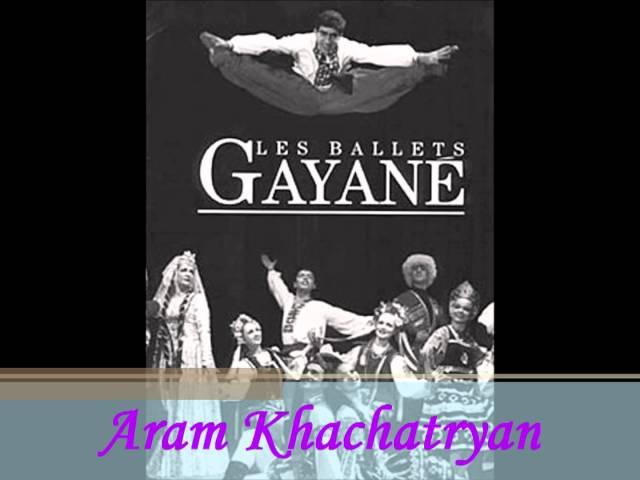 Gayane - Sabre dance