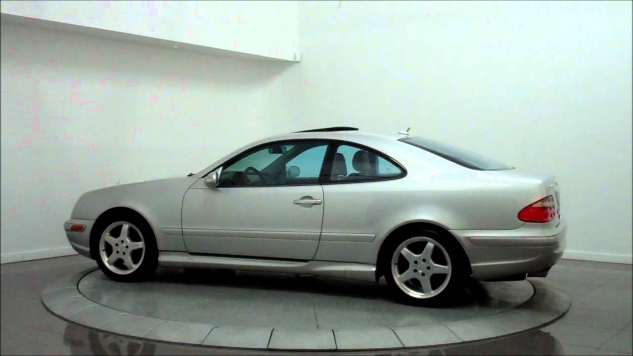 2002 mercedes benz clk430 amg sport youtube. Black Bedroom Furniture Sets. Home Design Ideas