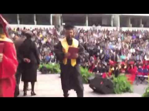 2016 JOHS Graduation Diploma plassing