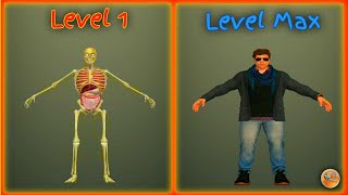 Idle Human! MAX LEVEL HUMAN EVOLUTION! Unlimited Gold Hack in Idle Human!