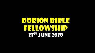 June 21st, 2020-Pastor Don Shaver (Dorion Bible Fellowship)