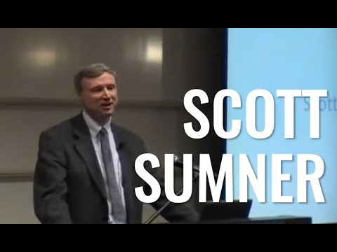 Scott Sumner: Market Efficiency and the Crash of 2008