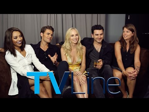 The Vampire Diaries Season 5 Preview - Comic Con 2013 clip