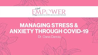 2020 Empower | Managing Stress and Anxiety through COVID-19
