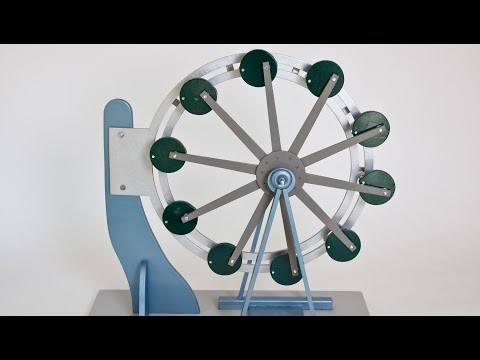 How to build  Perpetual Motion Machine