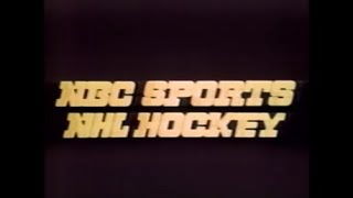 NHL ON NBC 1974 - FULL OPEN - Kevin Gavin (replaces partial version)