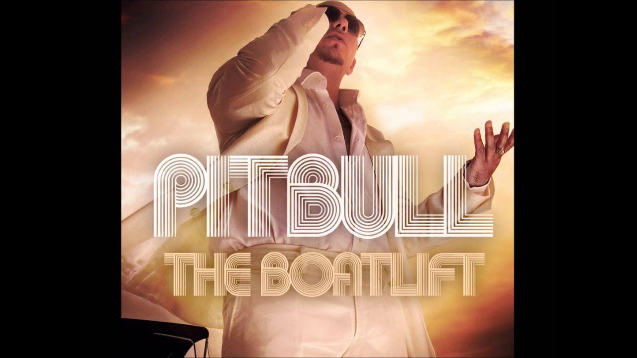 PITBULL BOATLIFT THE CD - BAIXAR