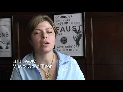 "Music 4 Good ""Music Industry Apprenticeship"" Second Run"