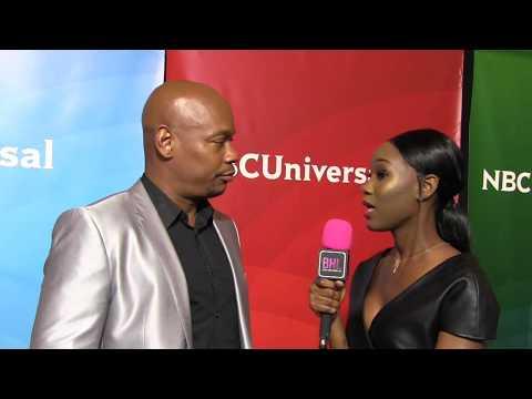 Bokeem Woodbine talks personal relationship with Tupac  NBCUniversal 2018 Press Tour