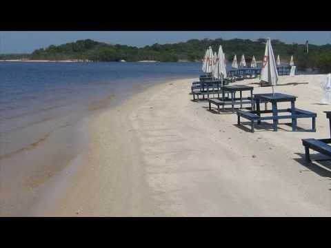 Praia da Lua manaus,Travel Brazil