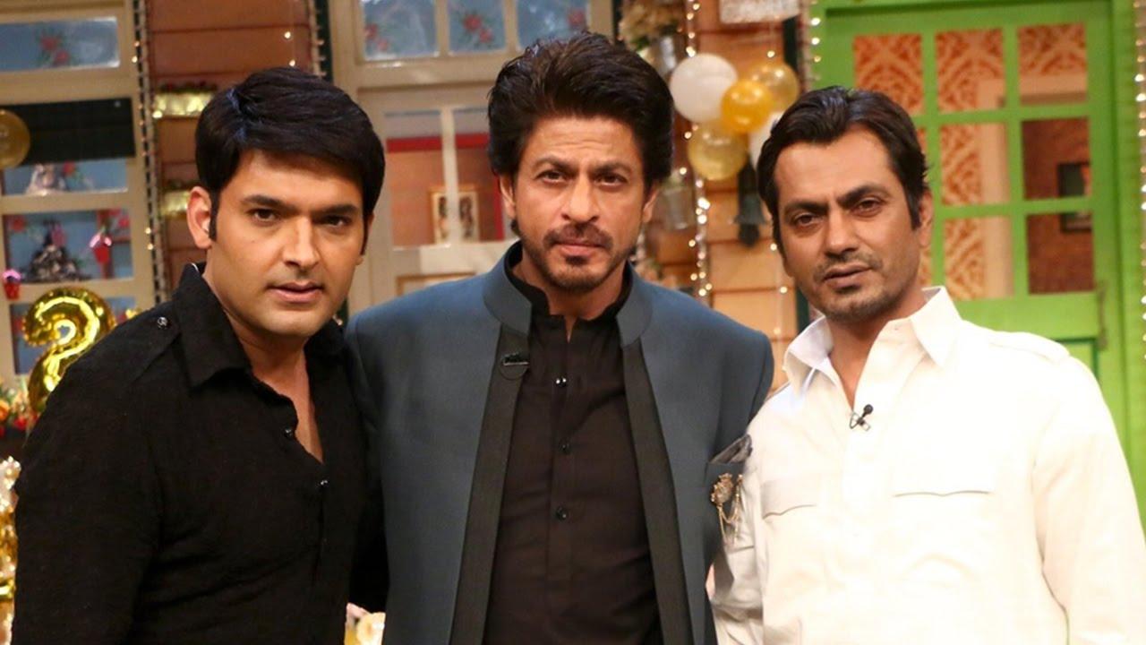 The Kapil Sharma Show Ep 75 | Shah Rukh Khan for Raees | 21st Jan 2017 #1