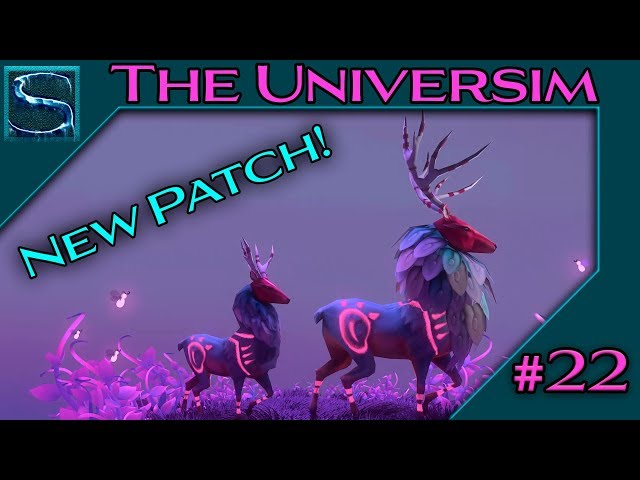 New Patch: Chupacabra! | The Universim #22