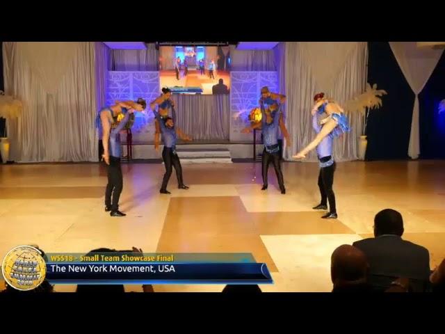 "Salsa World Champions ""The New York Movement"" Salsa Summit 2018"